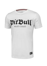 Футболка Pitbull Basic Premium Slim Fit Lycra Old Logo