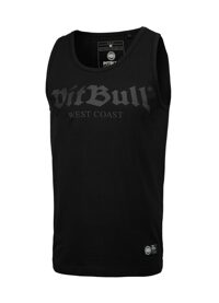 Майка Pitbull Basic Premium Slim Fit Lycra Tank Top Old Logo