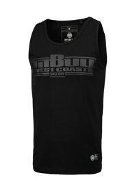 Майка Pitbull Basic Premium Slim Fit Lycra Tank Top Boxing