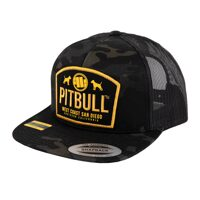 Кепка Pitbull Snap Back Dogs