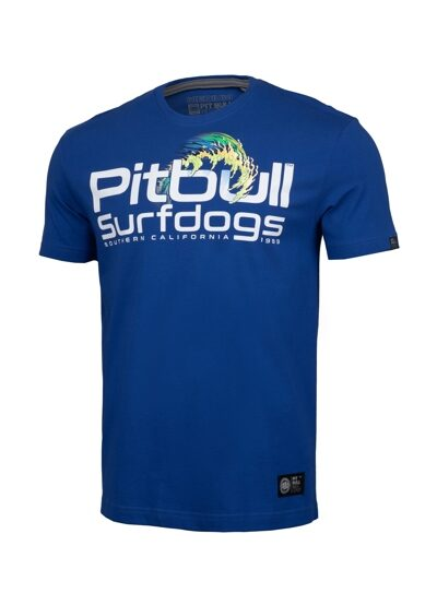 Футболка Pitbull Camino Royal Blue